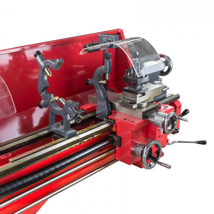 Tour à métaux sur table 1,1 kW CZ 300 A 400 V