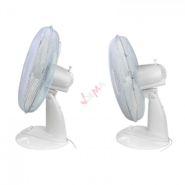 Ventilateur de table 3 vitesses 45 Watt