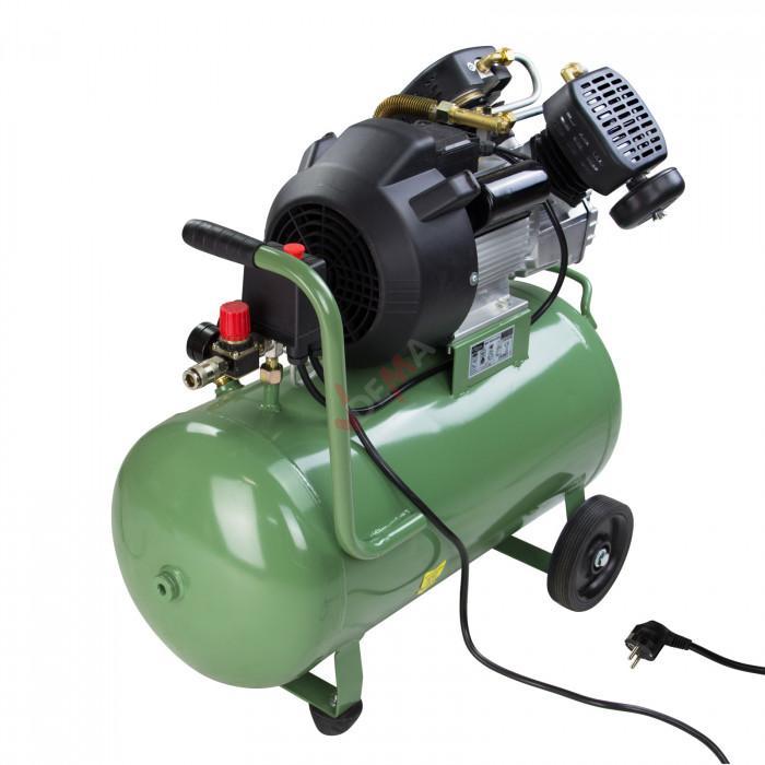 Compresseur 50 L 230 V  8 bar
