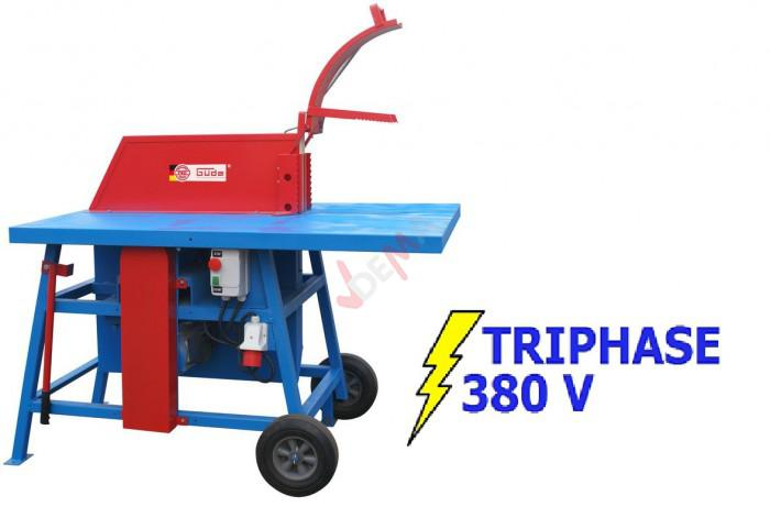 Scie circulaire table prs 700 triphas bois chauffage - Scie circulaire sur table pour bois de chauffage ...