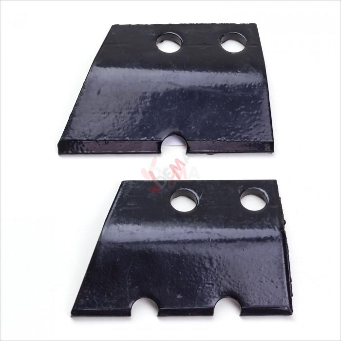 Couteaux de rechange pour mèche de tarière 3 points D61809