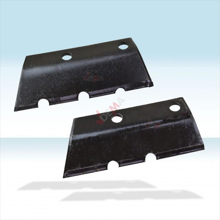 Couteaux de rechange pour mèche de tarière 3 points - 350 mm - D61811