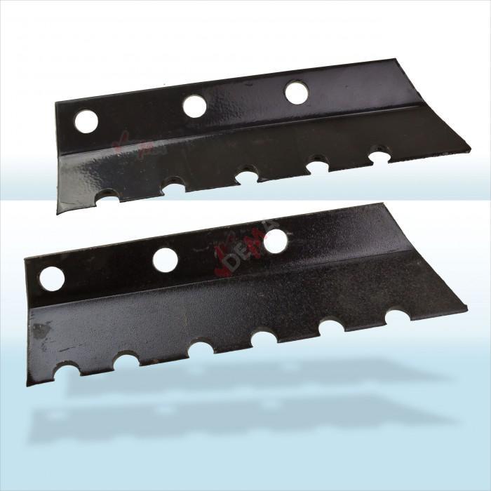 Couteaux de rechange pour mèche de tarière 3 points - 500 mm - D61822