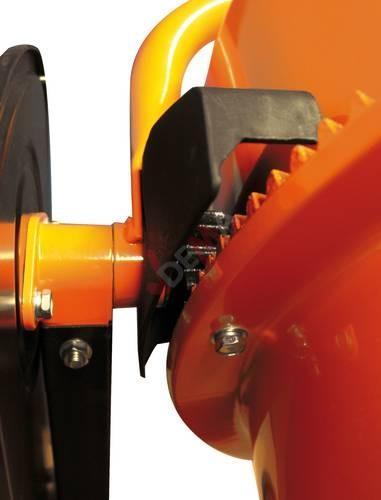 Bétonnière GBM 125 l. 650 W 230 V