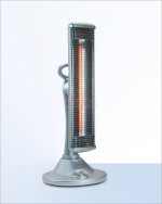 Chauffage  radiant/rayonnant oscillant Avec résistance en Carbone 900