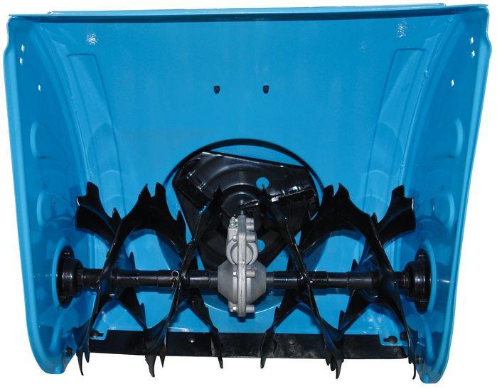 Adaptateur chasse neige déneigeuse pour motoculteur G95180 et G95187