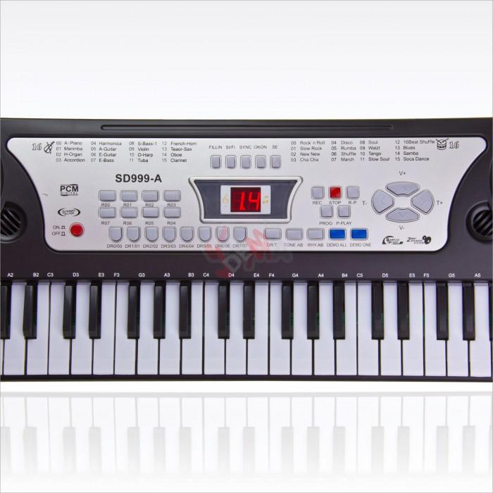 Synthetiseur clavier piano électronique pour enfants KB54