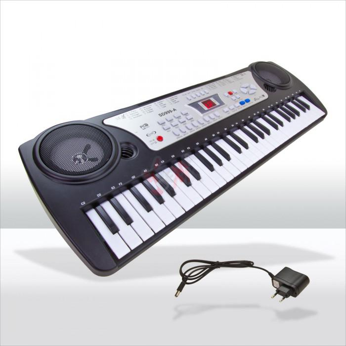 synthetiseur clavier piano lectronique pour enfants kb54. Black Bedroom Furniture Sets. Home Design Ideas