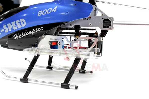 Hélicoptère télécommander RC 77 cm