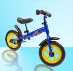 Draisienne, vélo sans pédales pour enfants