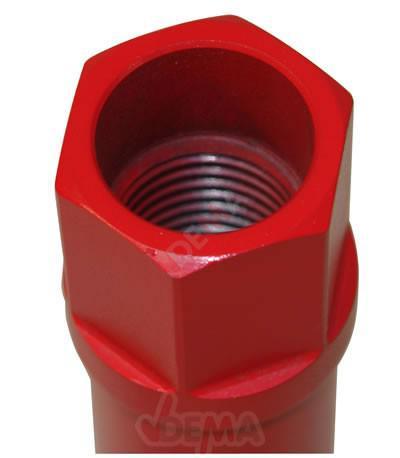 Cloche-couronne pour Carotteuse 44 x 460 mm