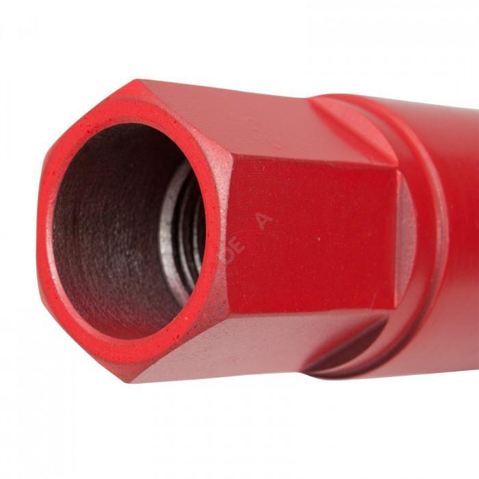 Cloche-couronne pour Carotteuse 52 x 400 mm - Scie trépan