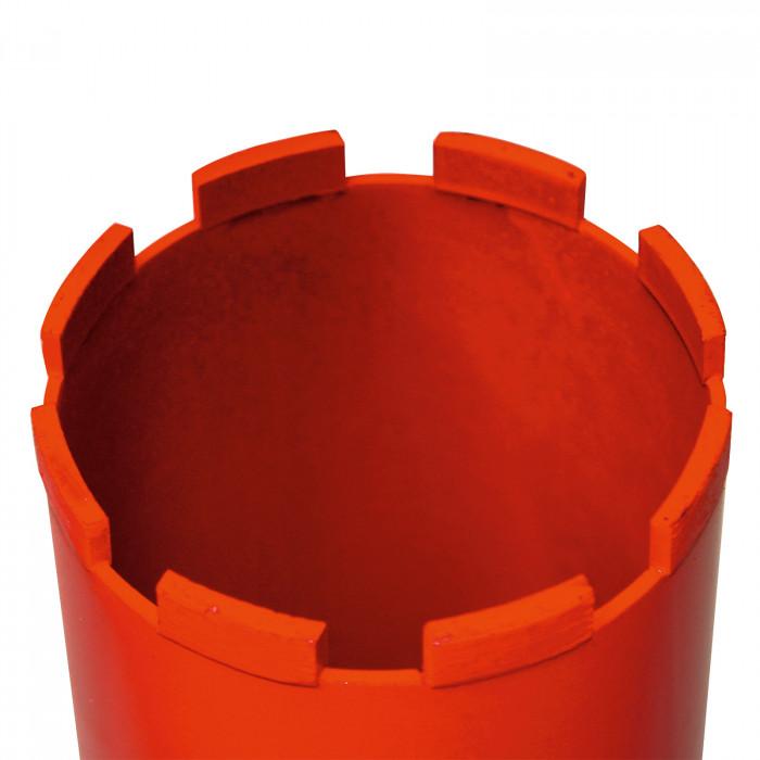 Cloche-couronne pour Carotteuse 102 x 400 mm - Scie trépan