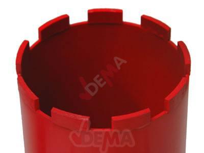 Cloche-couronne pour Carotteuse 112 x 400 mm