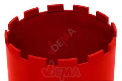 Cloche-couronne pour Carotteuse 152 x 400 mm - Scie trépan