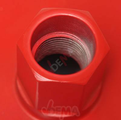 Cloche-couronne pour Carotteuse 180 x 400 mm - Scie trépan