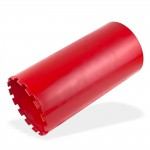 Cloche-couronne pour Carotteuse 202 x 400 mm - Scie trépan