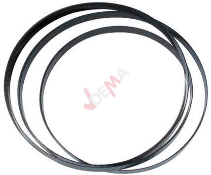 Lame de scie à ruban 1640x13x0,65 mm pour acier, alu - pour G40536