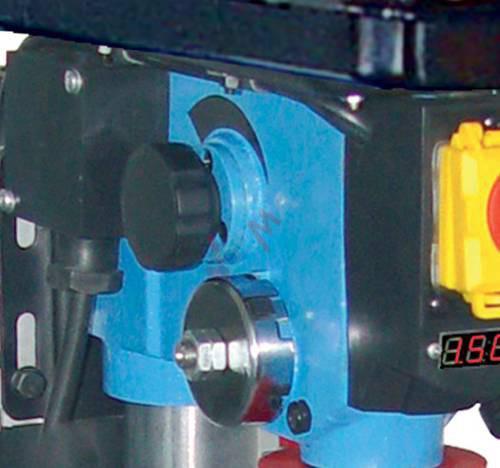 Perceuse à colonne pour établi GTB 16 V  550 Watt 230 Volt
