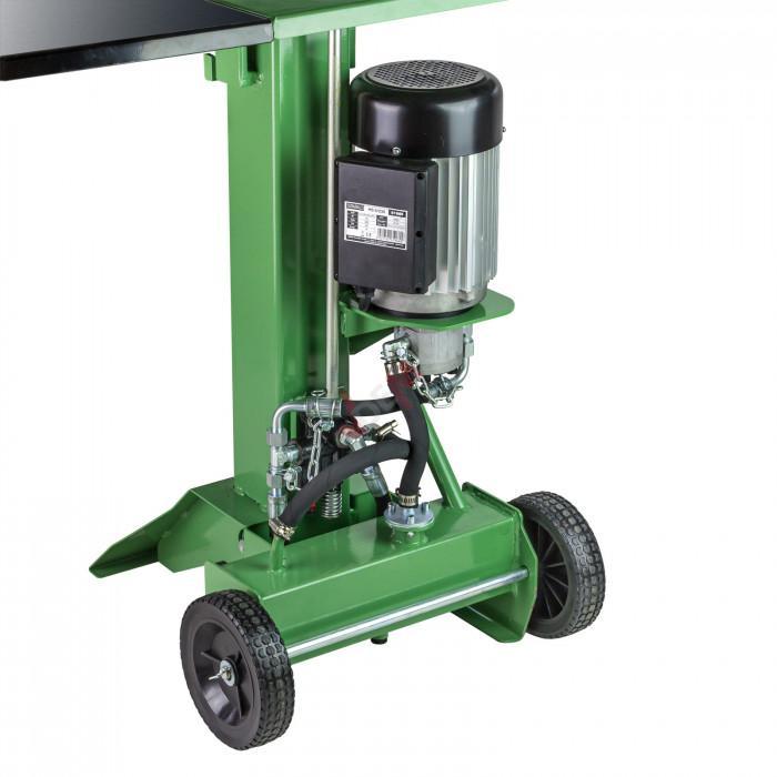 Fendeuse à bûches verticale BASIC 6 Tonnes 230 V