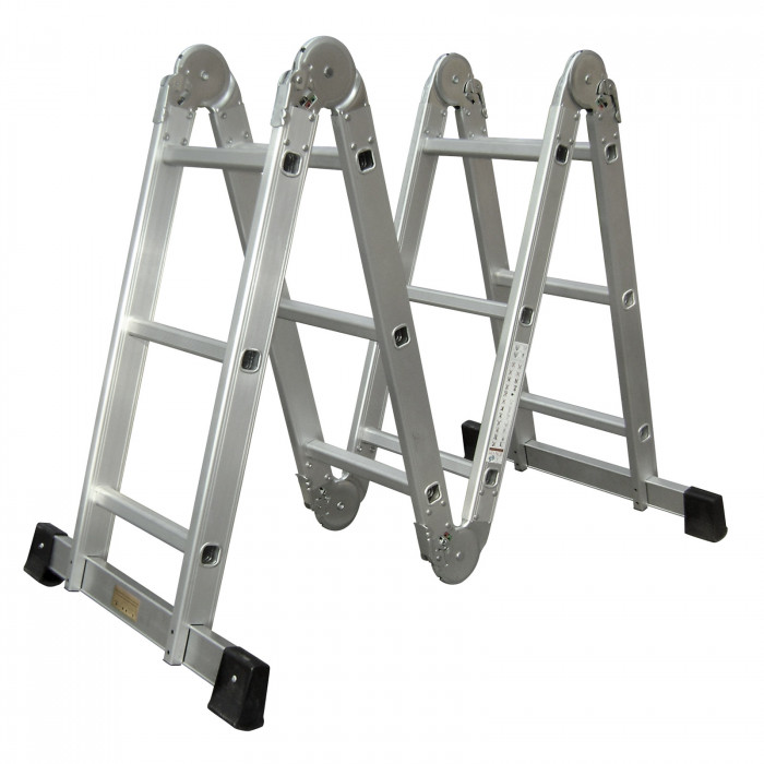Échelles multi-usage en aluminium
