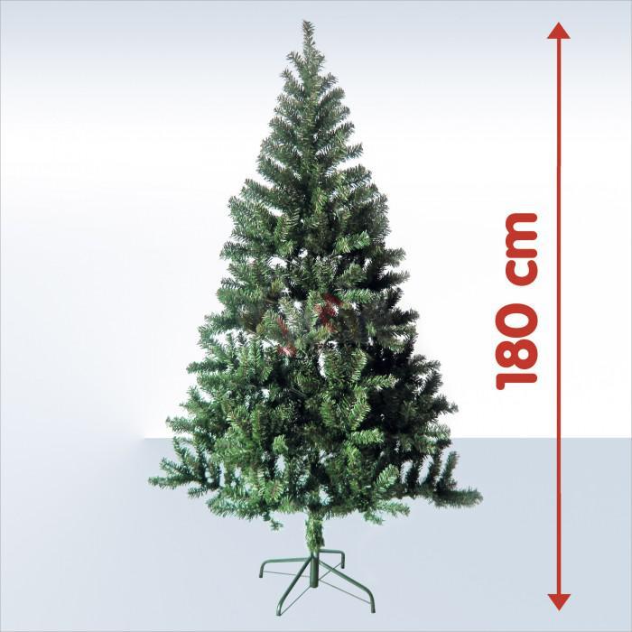 Sapin de Noël basic 180 cm