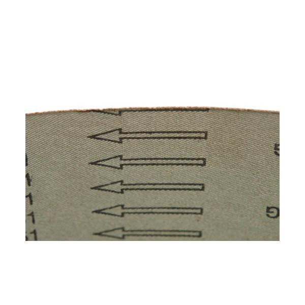 Bande abrasive G60 150 x 1220 mm pour D25082
