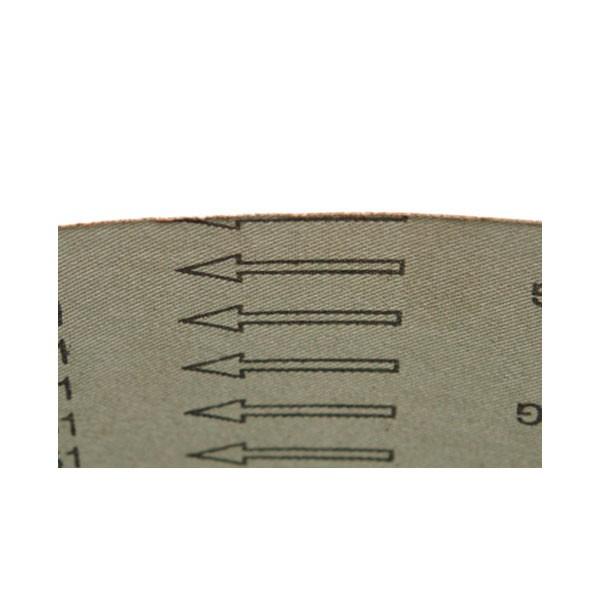 Bande abrasive G100 150 X 1220 mm