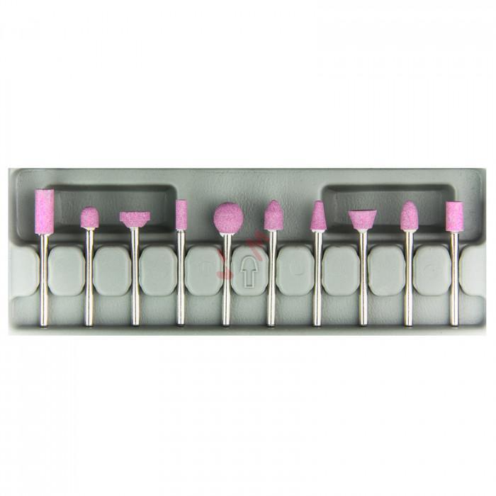 Micro meuleuse pneumatique 16 pièces