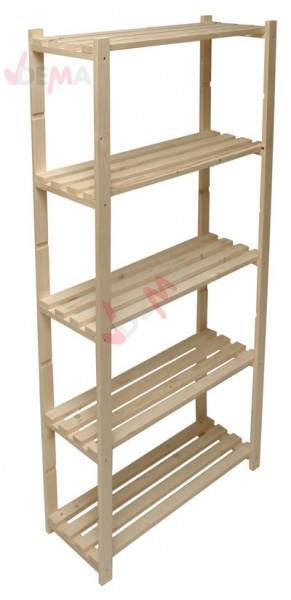etagere de rangement bois. Black Bedroom Furniture Sets. Home Design Ideas