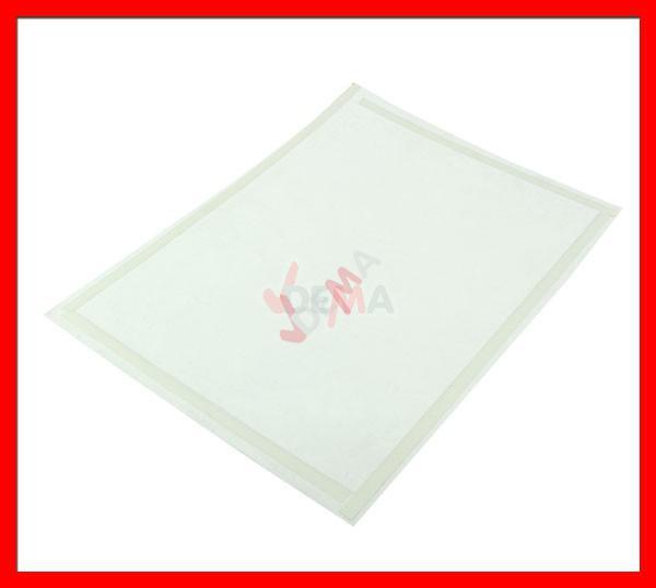 Feuille de protection 400 X 300 X 0.4 mm pour sableuse D24370