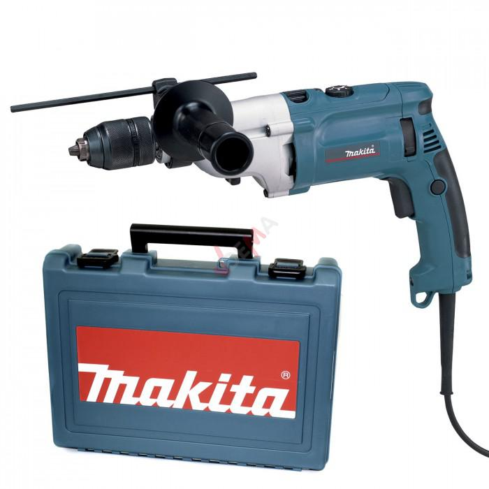 perceuse percussion makita 1010 w 13 mm equipement atelier. Black Bedroom Furniture Sets. Home Design Ideas