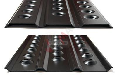 Plaque à sable métallique paire 150 x 45 cm