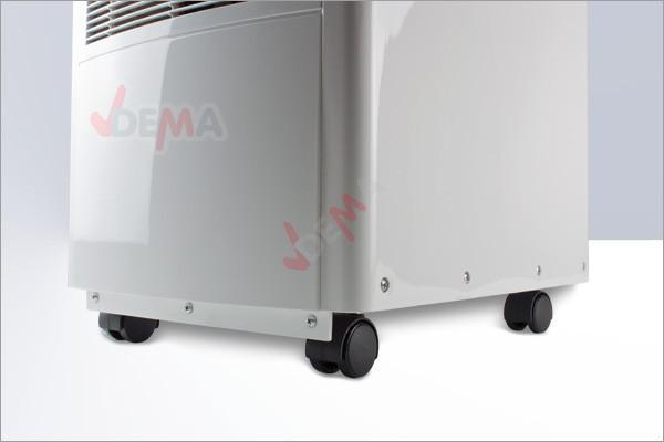 Déshumidificateur BT 50 - 250 m³/h - 50 litres/jour