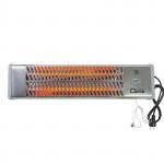 Chauffage radiant / rayonnant à quartz 1200 watt