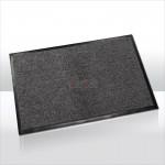 Tapis d'entrée, bureau, couloir - Anti-poussière 60x90 cm - gris
