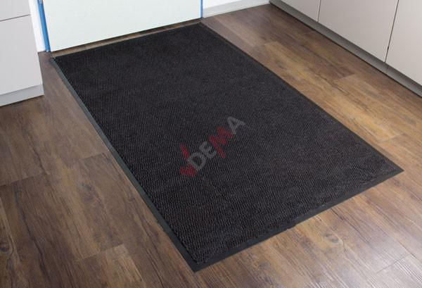 tapis d 39 entr e bureau couloir anti poussi re 90x150 cm rangement. Black Bedroom Furniture Sets. Home Design Ideas
