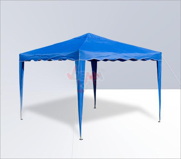 tonnelle pliante pavillon pliable 3x3 m couleur bleu ebay. Black Bedroom Furniture Sets. Home Design Ideas