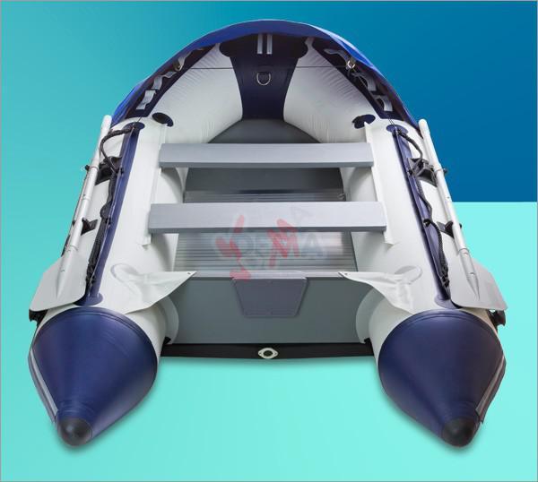 Bateau gonflable Fix Kraft / Plancher aluminium Modèle FK 300