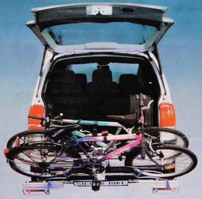 """Porte vélo """"SILVER BIKE"""""""