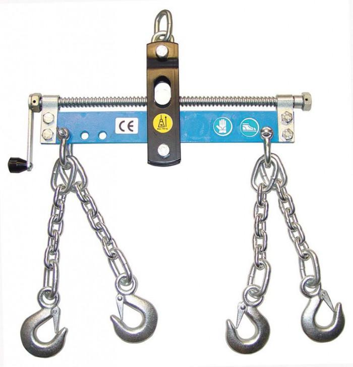 Balancier de levage pour grue d´atelier 400 kg
