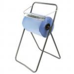 Support distributeur de rouleau essuie-mains 40 cm - Dérouleur