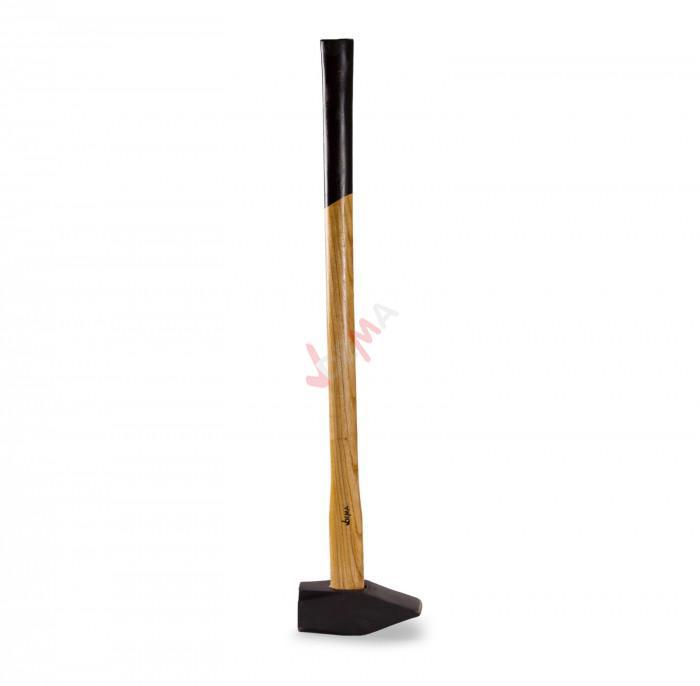 Masse avec manche en bois de 90 cm