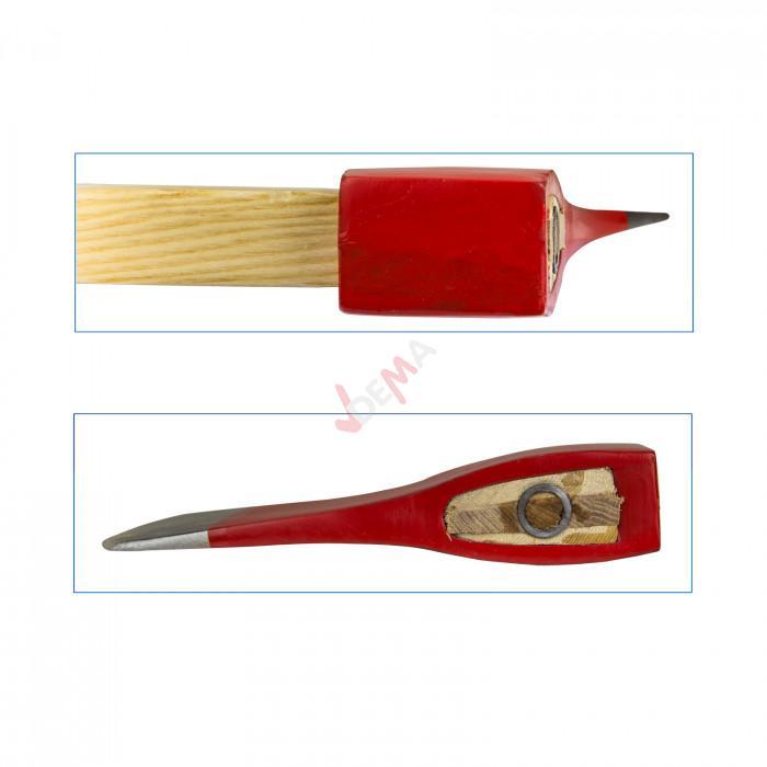 Hache avec manche en bois de frêne 1600 g / 84 cm