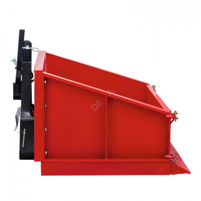 Benne 3 points pour tracteur agricole Basic 100 basculante