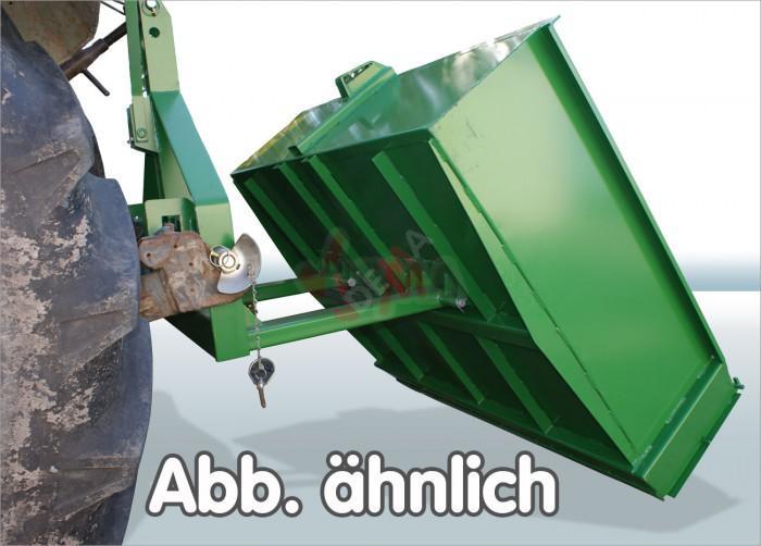 Benne 3 points pour tracteur Agricole FSL 200 / 100 basculante
