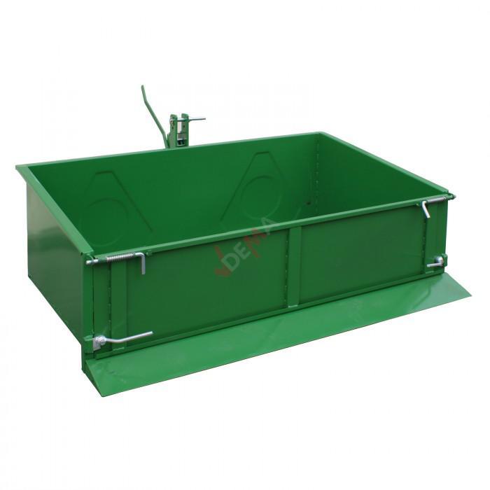 Benne 3 points pour tracteur agricole FSL 150