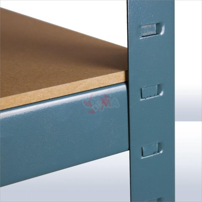 Étagère - 5 rayonnages en bois
