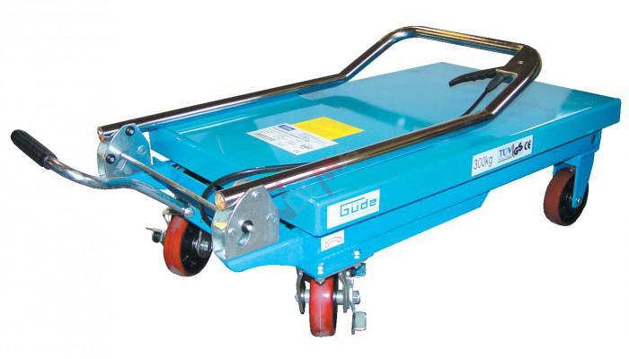 Chariot de manutention GHT 500 - 500 kg
