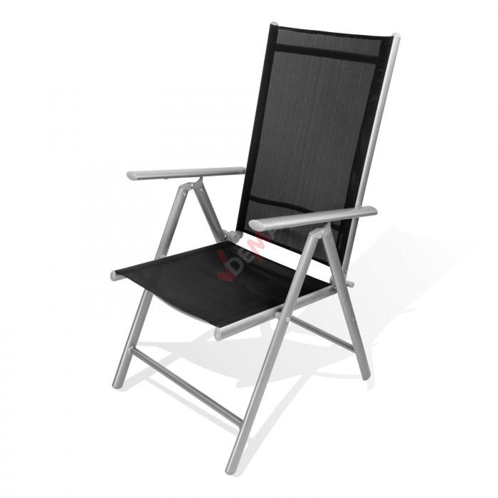chaise pliante en aluminium rimini plein air camping. Black Bedroom Furniture Sets. Home Design Ideas